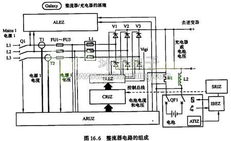 (5)t旺z:整流器驱动电路板
